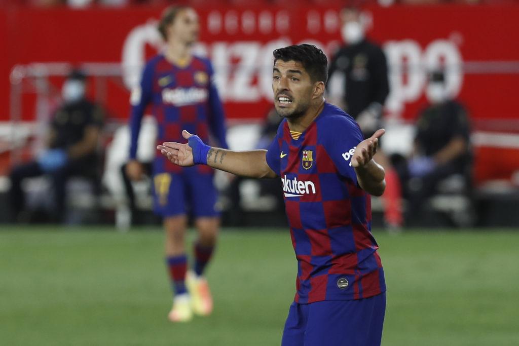 Luis Suarez, Antoine Griezmann, Barcelona