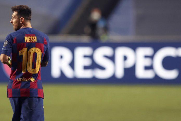 Leo Messi, Barcelona